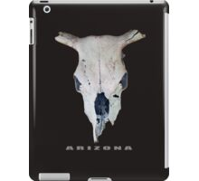 Old Cow Skull tee iPad Case/Skin