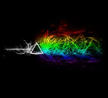 Pink Floyd - The Dark Side Of The Moon by LadyFullmetal