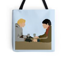 The Labyrinth of Gedref Version 2 Tote Bag