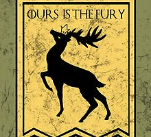 House Baratheon by AriesNamarie