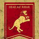House Lannister by AriesNamarie