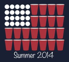 Beer Pong Summer 2014 by benenen