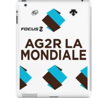 AG2R La Mondiale Kit iPad Case/Skin