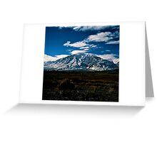 Morning Light Mt.Whitney California Greeting Card
