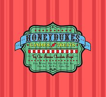 Honeydukes by B Loyola