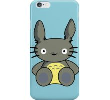 Hello Totoro iPhone Case/Skin