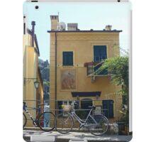 Life on the Italian Riviera iPad Case/Skin