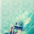Squirtle Phone Case by AppleAustin