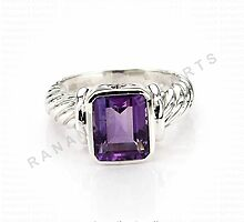 Wholesale Gemstones ring,  Wholesale Silver Jewelry RER82 by Rocknarendra