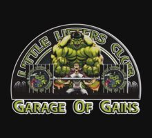 LLC, Garage of gains 2 by andrew12