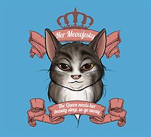 Her Meowjesty by Amandazzling
