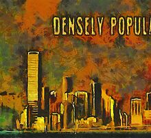 Densely populated by Fernando Fidalgo