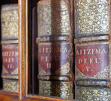 Vintage books by buttonpresser