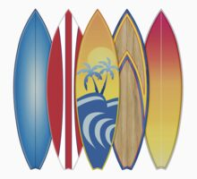 Surfboards by Packrat