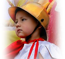 Cuenca Kids 426 by Al Bourassa