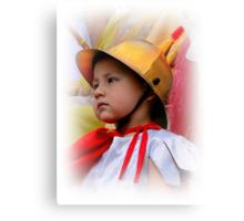 Cuenca Kids 426 Canvas Print