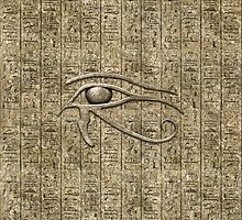 Eye of Ra by Packrat