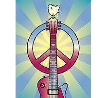 Tribute to Woodstock Photographic Print