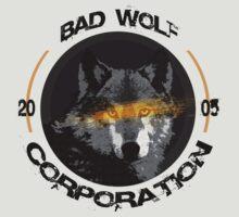 Bad Wolf by stefanieH