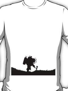 Limbo & Bioshock  T-Shirt