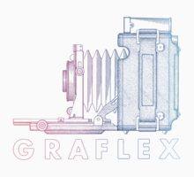 Vintage Photography - Graflex (Version 2) - Multi-Colour by brainsontoast