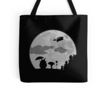 Midnight Bus Tote Bag