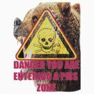 Warning PMS Zone Ahead by Mike Pesseackey (crimsontideguy)