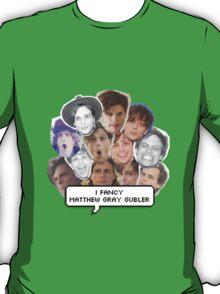 I fancy Matthew Gray Gubler T-Shirt