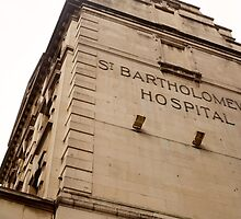 St Barts Hospital by 365Londontown
