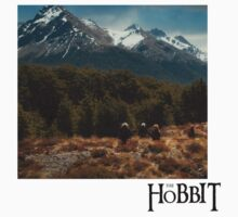 The Hobbit by mynameisRED