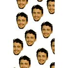 JAMES FRANCO DUPLICATE by zoeandsons