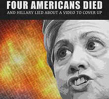 Americans Died And Hillary Lied by morningdance