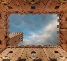 Toscane Sienna De Campo Palazzo Publico by MartinWilliams