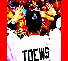 Toews Phone Case by Fran  Delacey