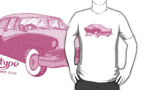 Pink Cadillac by Dinotype