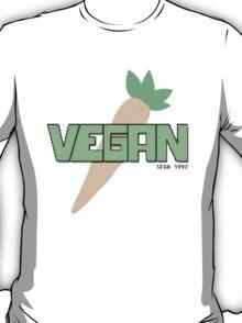 Vegan Retro T-shirt T-Shirt