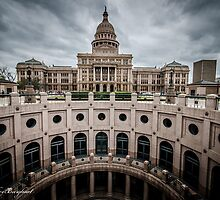 Texas State Capitol by AliceBurghart
