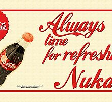 Nuka Cola Advert by Marksman