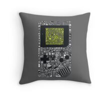 Playing With Power Throw Pillow