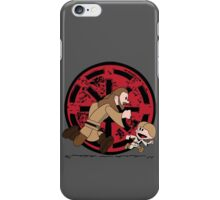 Lets Be Jedi (Qui Gon & Anakin EP1) iPhone Case/Skin