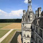 Château de Chambord - France  by BBCsImagery