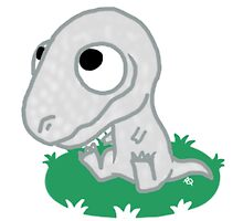 Baby Dinosaur by BrittanyPurcell