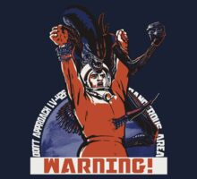 Warning. T-Shirt