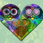 Love Owls by STUDIO 88 STRATFORD TARANAKI NZ