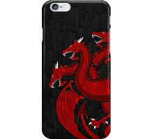 Dragon's Three Heads iPhone Case/Skin