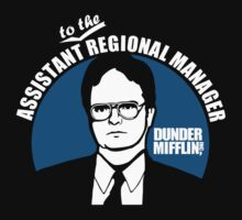 Dwight Schrute logo by Buby87