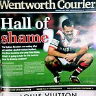 Sport article - Sydney Roosters by Meni