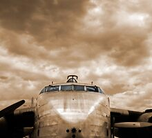 The Flying Boxcar  by ArtbyDigman