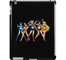 Sailor Moon and others iPad Case/Skin