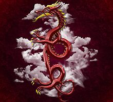 Oriental Dragon by Packrat